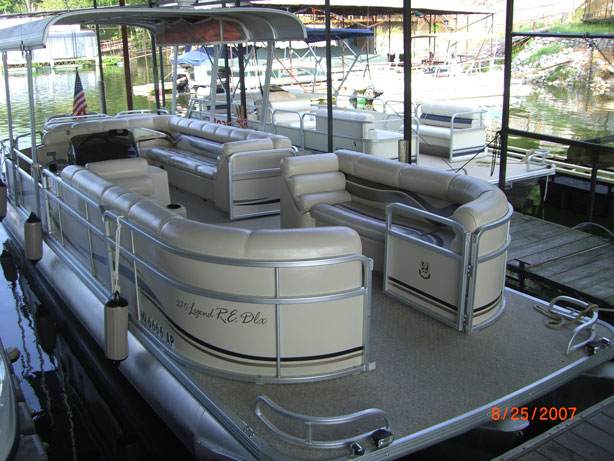 Pontoon boat rentals pickwick lake events