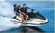 pickwick lake waverunner rental